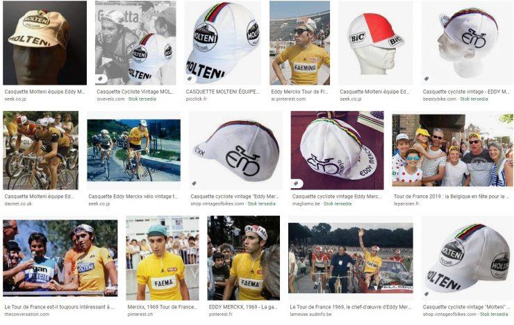 Casquette Eddy Merckx Tour De France 2019
