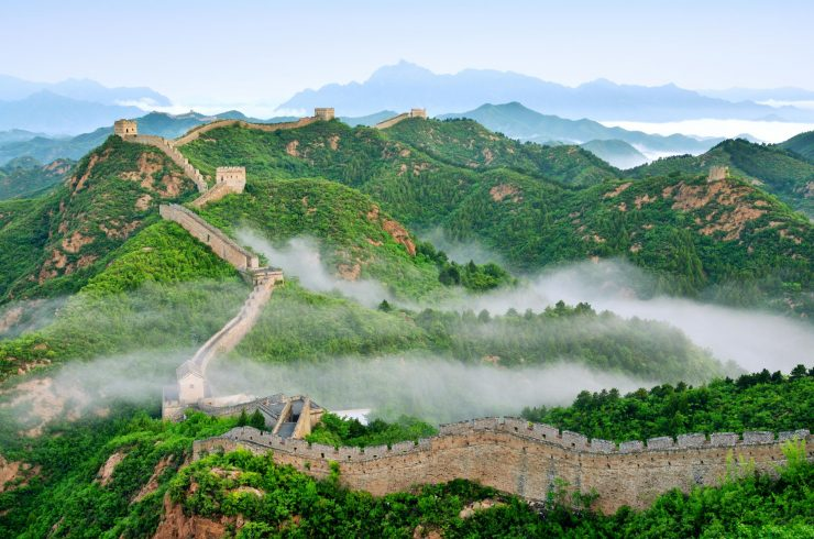 Great Wall of China-Seven Wonders Of The World Wallpaper (independent.co.uk)