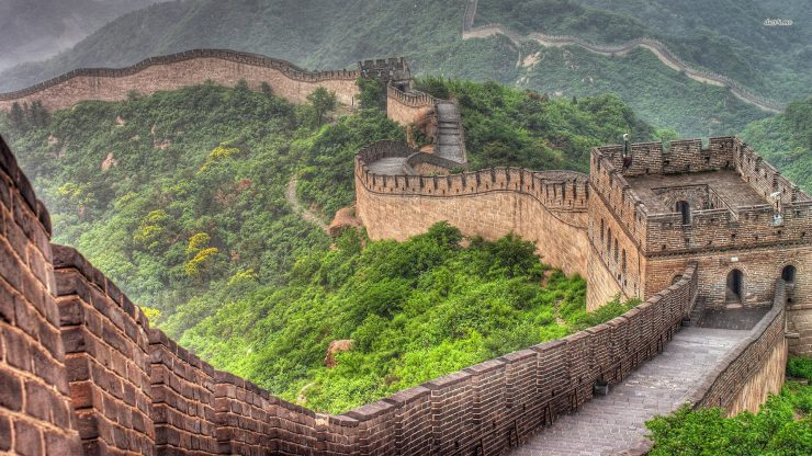 The Great Wall of China-Seven Wonders Of The World Wallpaper (thegenthlemansjournal.com)
