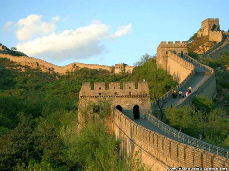 The Great Wall of China-Seven Wonders Of The World Wallpaper (wallpapersafari.com)