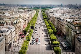 Champs-Élysées Paris, Place of Branded Products (Wikipedia)