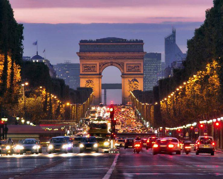 Christo va empaqueter I'Arc de Triomphe (Archi-Africa)