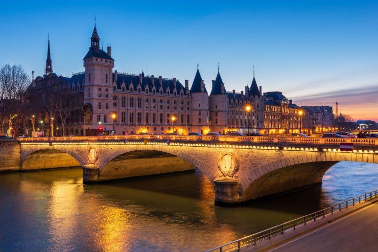 Conciergerie Paris, a former 14th century prison building (TripSawy)
