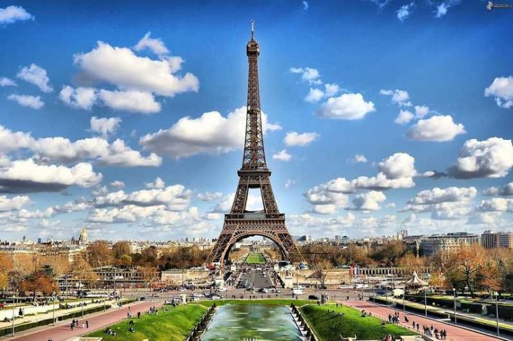 Paris France Tourist Attractions Top Ten