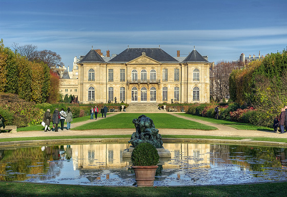 Musée Rodin Paris, museum full of works by famous artists (WorldTop Top)