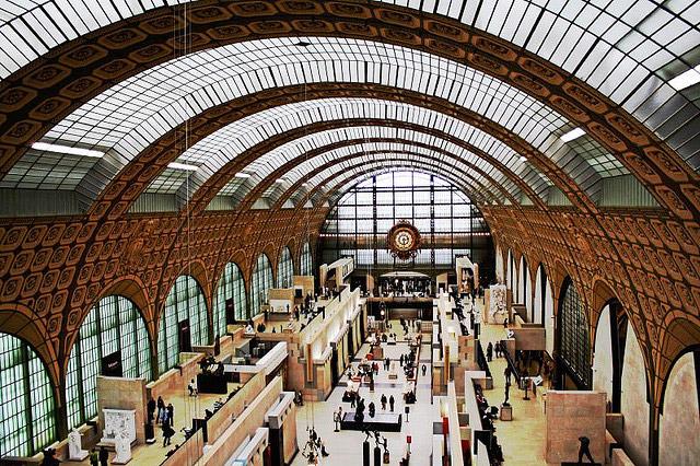 Musée d'Orsay Paris, Station Museum (Inhabitat)