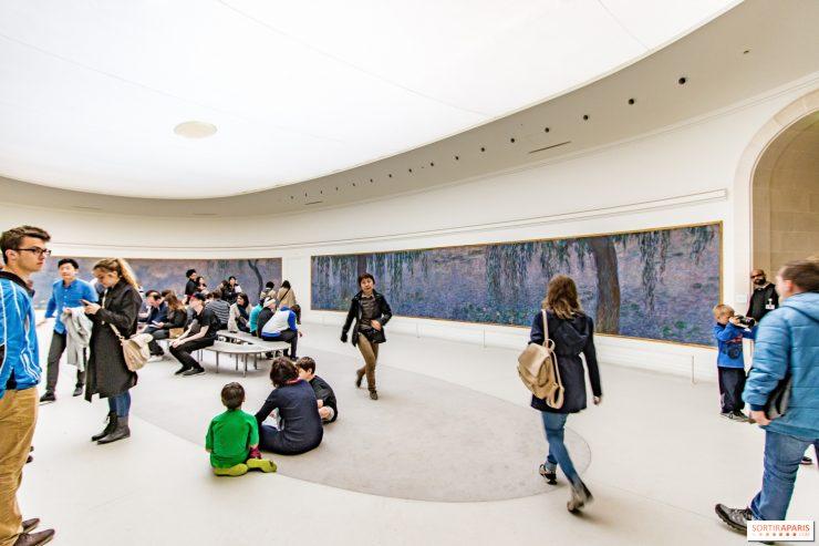 Musée de l'Orangerie Paris, Museum of Modern Art (Sortr a Paris)