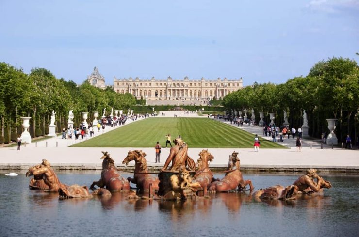Palace of Versailles Paris, World Heritage Palace (Still-inParis)