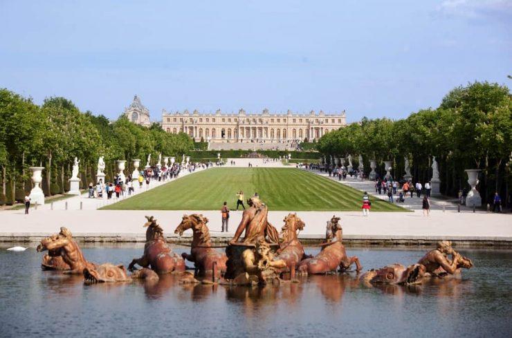Palace of Versailles Paris, World Heritage Palace (Still-inParis)