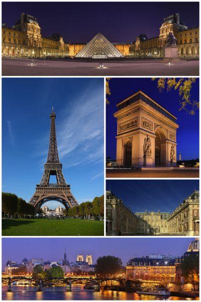 Paris Visit Time (Wikipedia)
