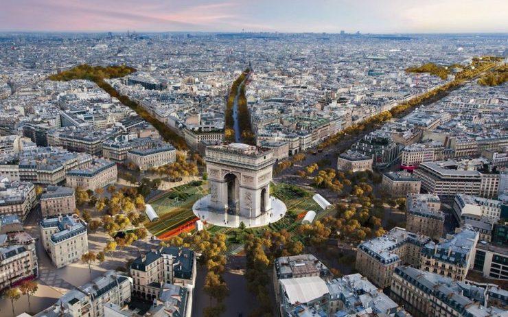Visit The Champs-Élysées Avenue in Paris (Le Parisien)