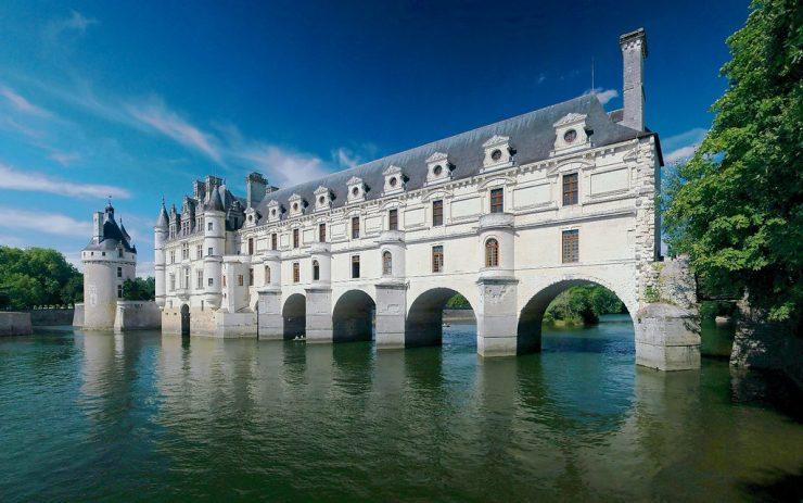 Chateau de Chenonceau Indre et Loire France (Flikr)