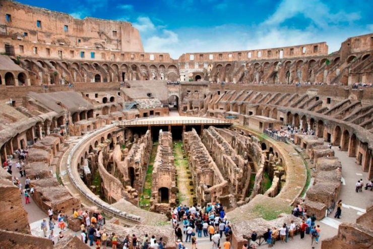 Amasing The Colosseum, Rome