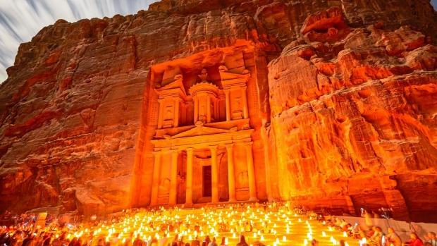 Amazing Petra, Jordan