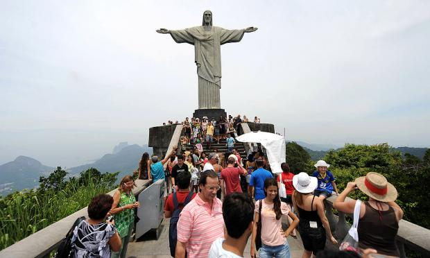 Christ Redeemer Rio de Janeiro, Brazil