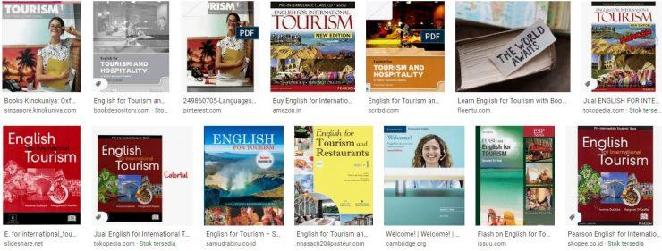 English For International Tourism Pearson