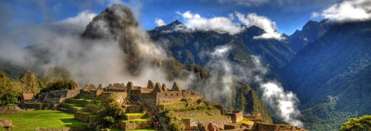 Machu Picchu & Titicaca Peru