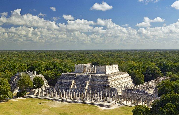 Mexico Chichen Itza Temple