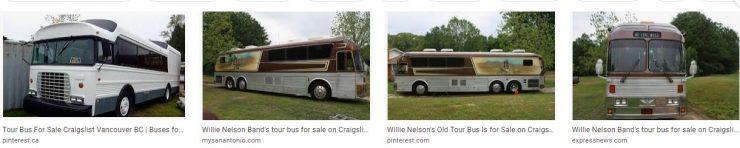 Tour Bus For Sale Craigslist