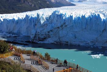 Winter at Taman Nasional Los Glaciares, Patagonia