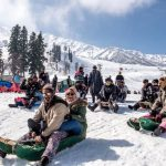 A Family Ski Adventures in the Himalayas