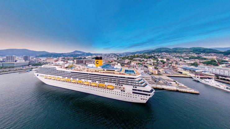 Costa Cruises Line