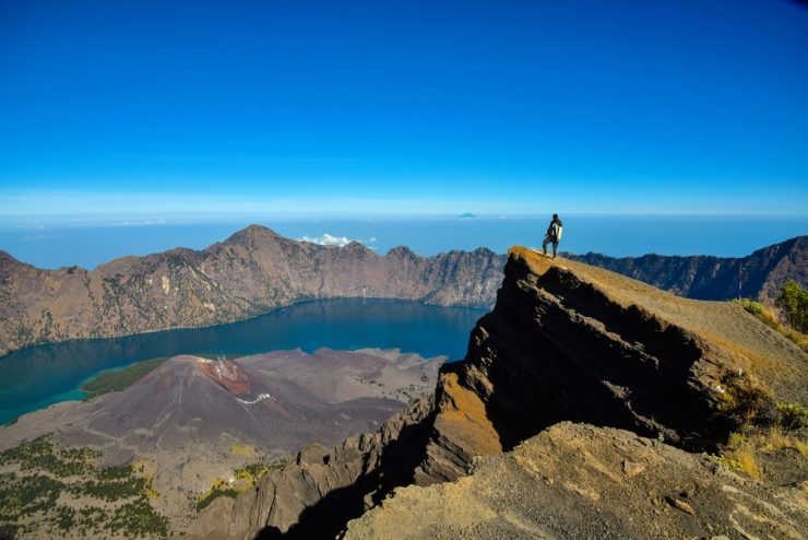 Holiday attractions in Lombok- Mount Rinjani