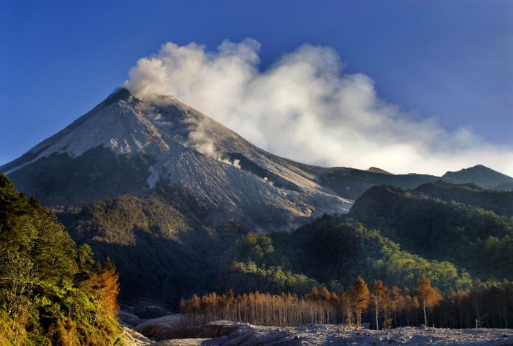 Mount Merapi Tourism