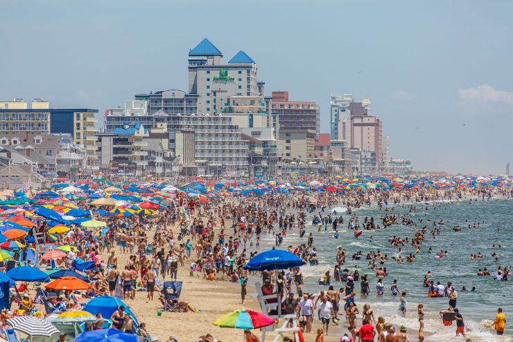 Ocean City, America's Favorite Tourist Spots In Spring