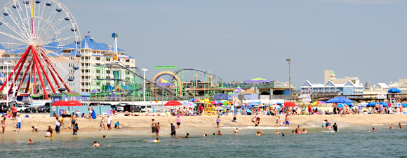 Ocean City Historical Attractions