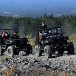 Off Road Mount Merapi Tourism Yogyakarta