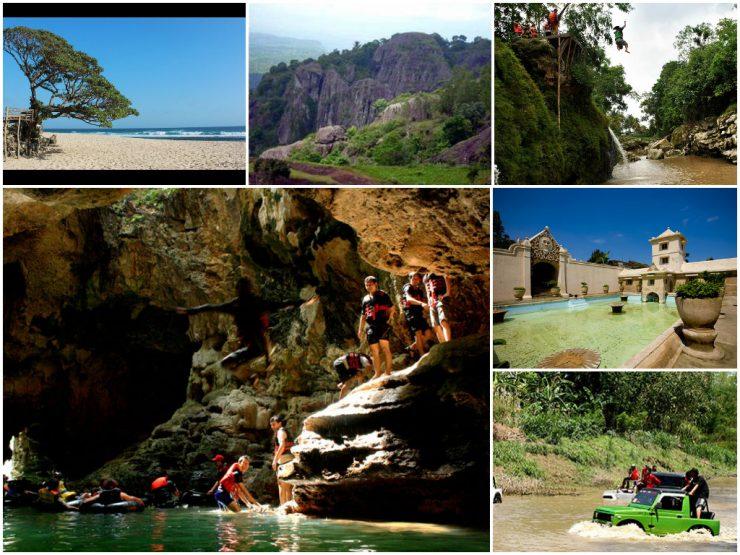 Amazing Yogyakarta Indonesia Nature Tourism