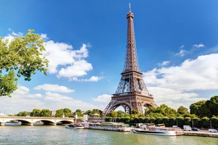 Attractions in Paris France Favorite Traveller