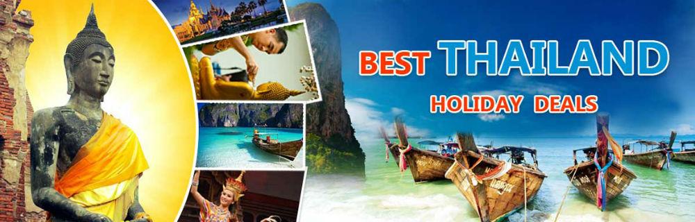 Best Thailand Holiday Deals