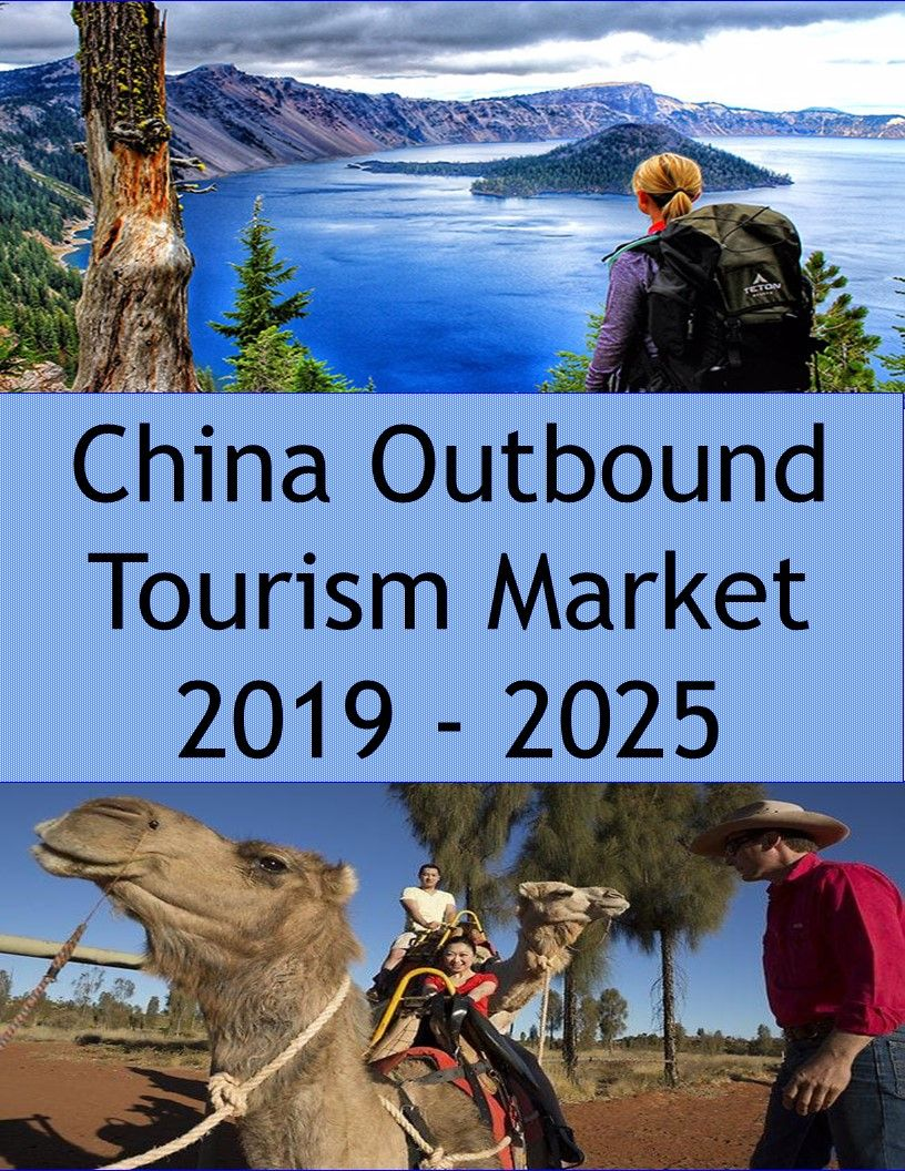 China Outbound Tourism 2019