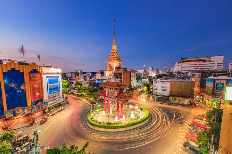 China Town Tourist Places Bangkok (Bangkok.com)