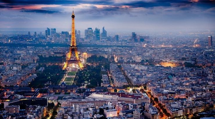 Historic Centre of Paris