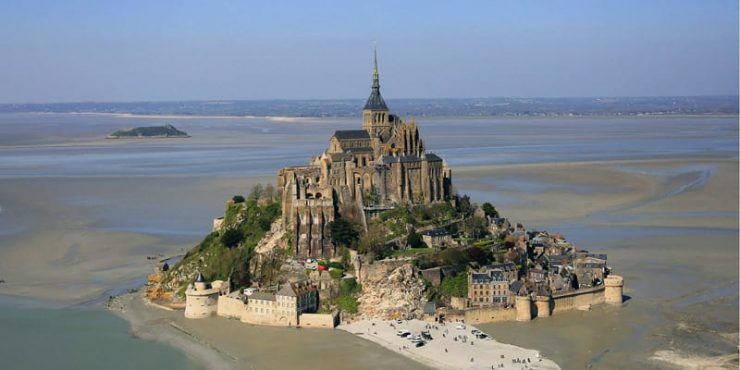 Mont Saint-Michel of Paris