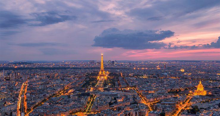 Montparnasse Tower Panoramic