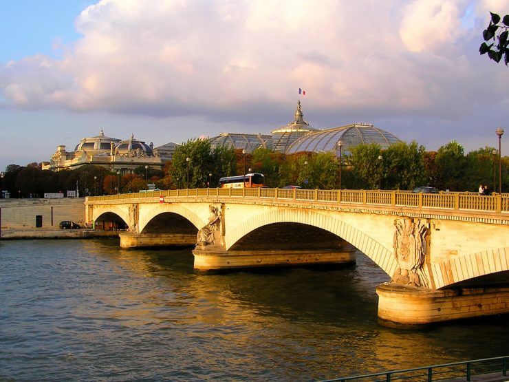 Parisian geography-Jardin des Tuileries