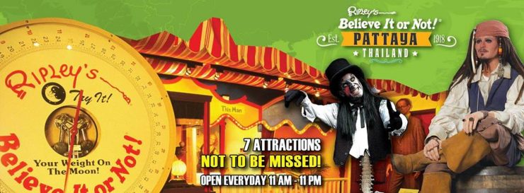 Ripley's Believe or Not Museum at Patayya