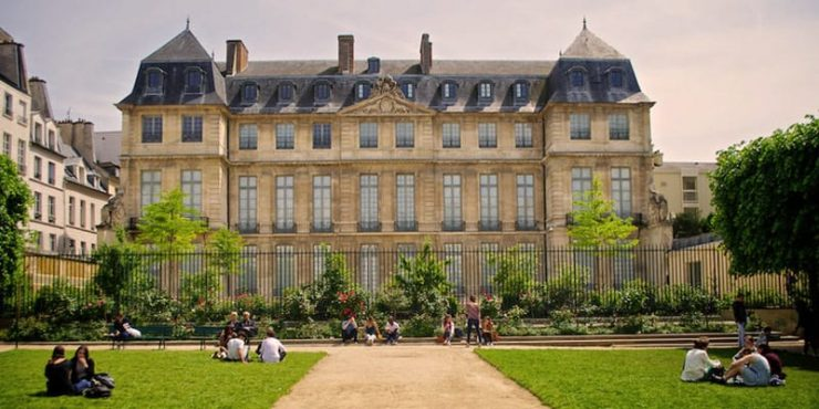The-picasso-museum-Paris