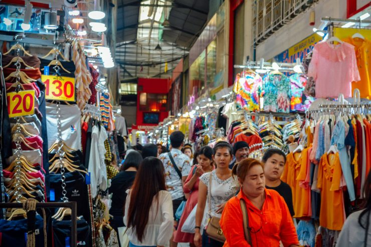 Travel Pratunam Market Bangkok (Whatsneur.online)