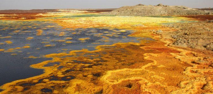 Trip to Ethiopia's Danakil Depression