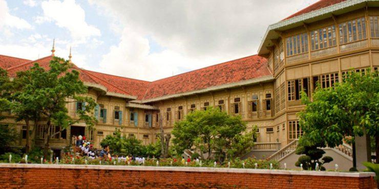 Vimanmek Mansion Mansion Places in Bangkok