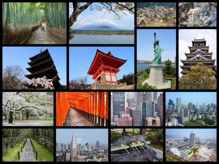 Travel Guide to Japan: Overview, What To See nad Shopping