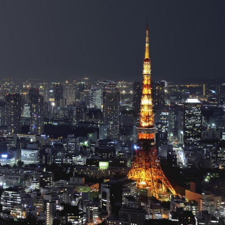Big Cities in Japan