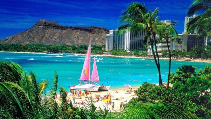 Free Hawaii Tourism Guide