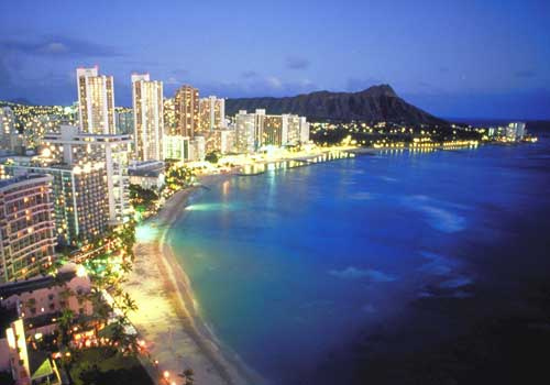 Hawaii Tourism Numbers 2017