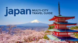 This is a Travel Guide to Japan to Make Your Travel Comfortable